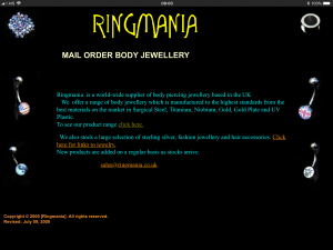 Ringmania 2000