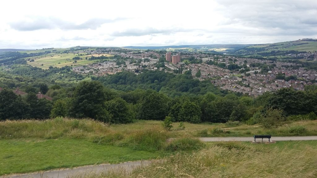 Sheffield view. The new location of Hairmania